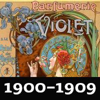 1900 bis 1909