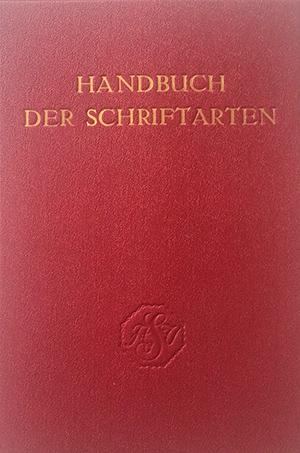 Handbuch der Schriftarten
