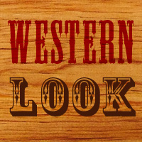 Schriften im Western-Look