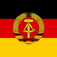 Typische Schriften der DDR