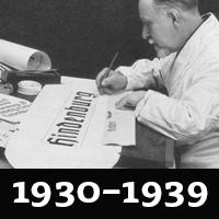 1930er-Jahre-Schriften