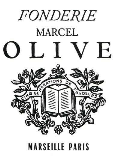 Fonderie Olive