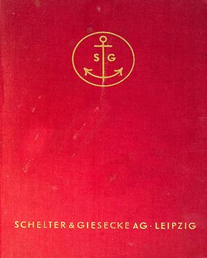 Schriftprobe Schelter & Giesecke AG