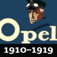1910 bis 1919