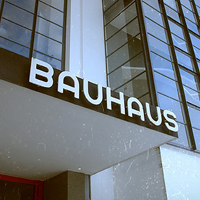 Bauhaus-Fonts