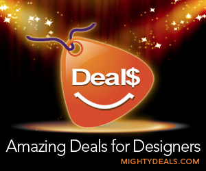 Amazing Deals for Designers