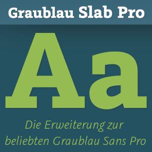 Graublau Slab Pro