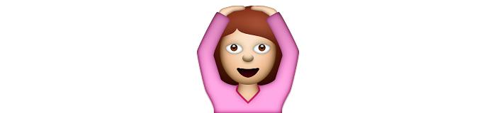 Auf dem kopf bedeutet emoticon was Was bedeutet