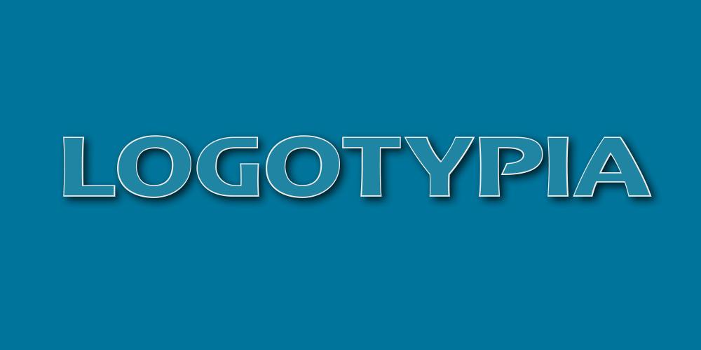 Logotypia Pro –Für Logos und Überschriften