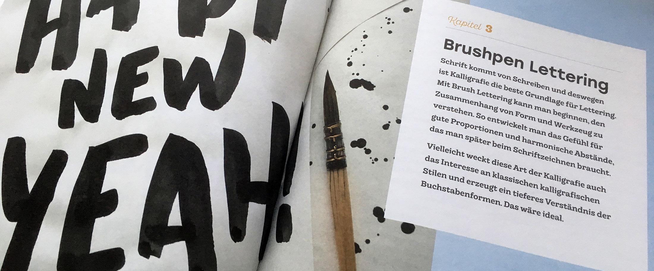 Buchvorstellung Handbuch Handlettering Vermischtes Typografieinfo