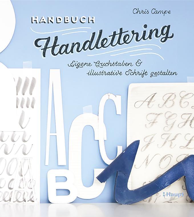 Buchvorstellung: Handbuch Handlettering