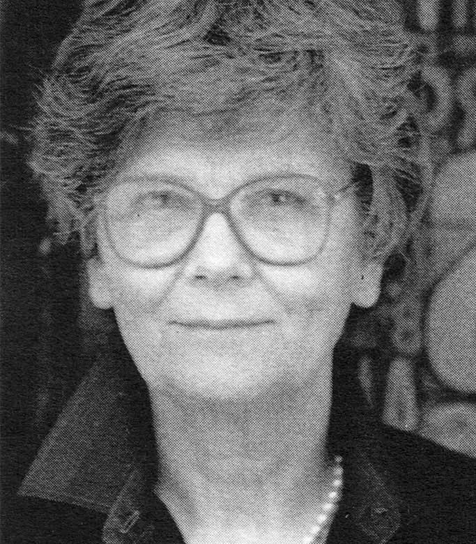 Gudrun Zapf von Hesse