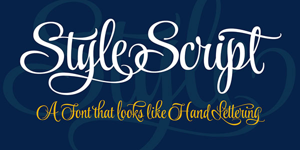 With three main styles, Plain, Script and Formal, StylePro transforms the Retro look into a versatile, and powerful font that can be used for nostalgic work, or 21st Century design.