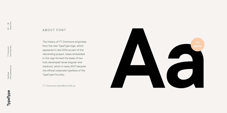 Hot New Font on MyFonts