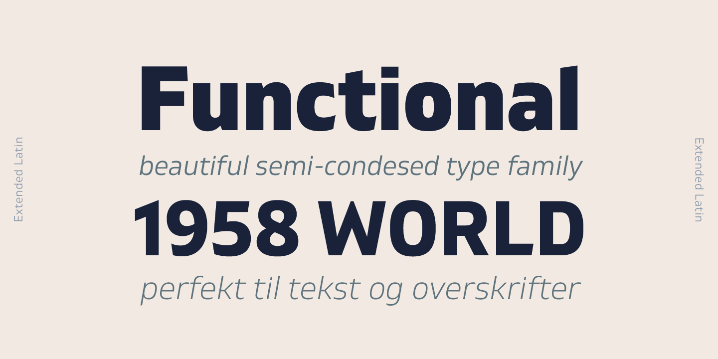 Hot New Font on MyFonts