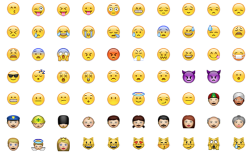 Bedeutung deutsch whatsapp Emoji Bedeutung: