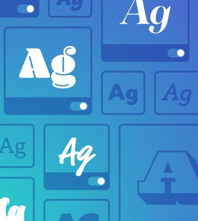 Typekit ist jetzt Adobe Fonts