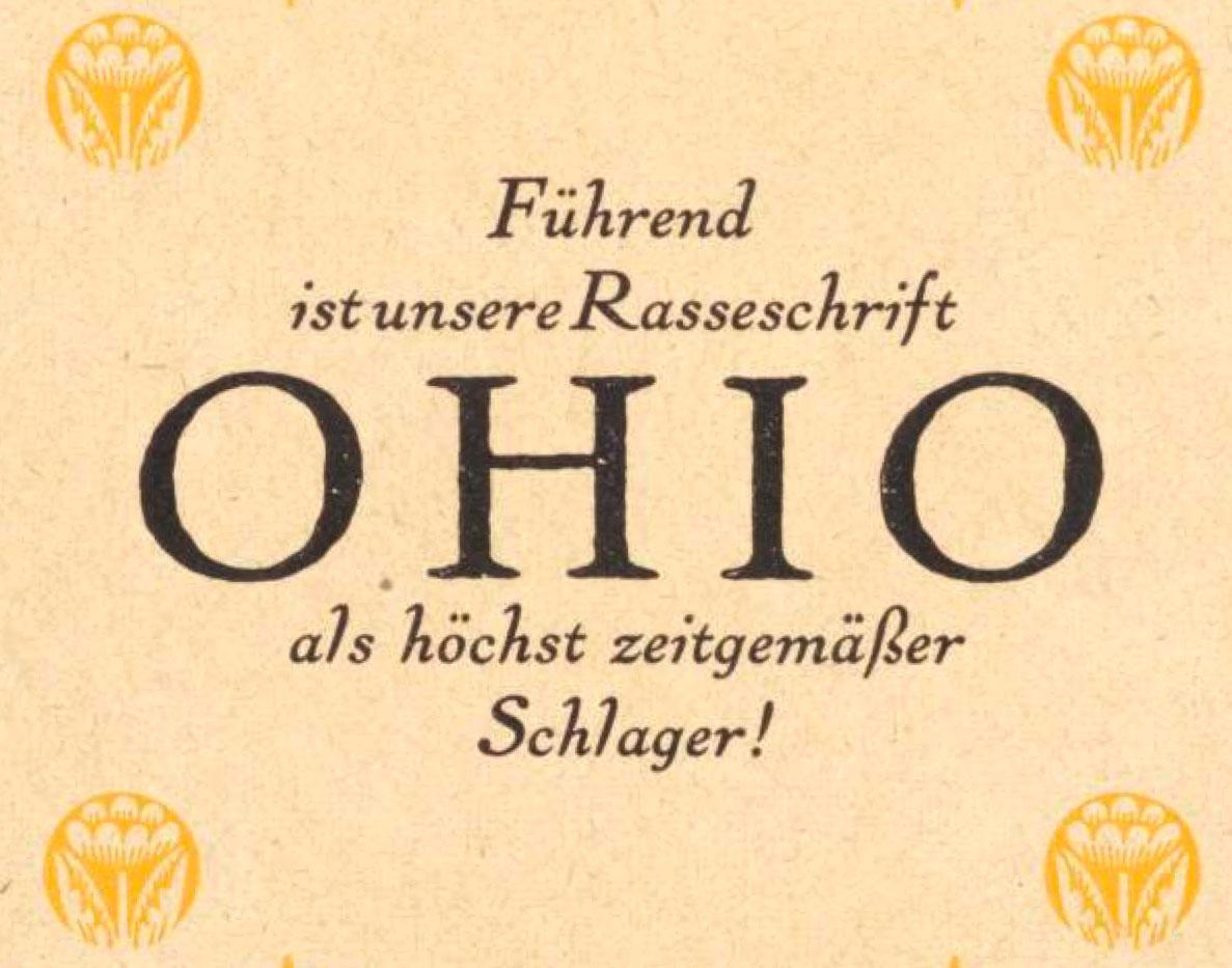 Datierung in Ohio