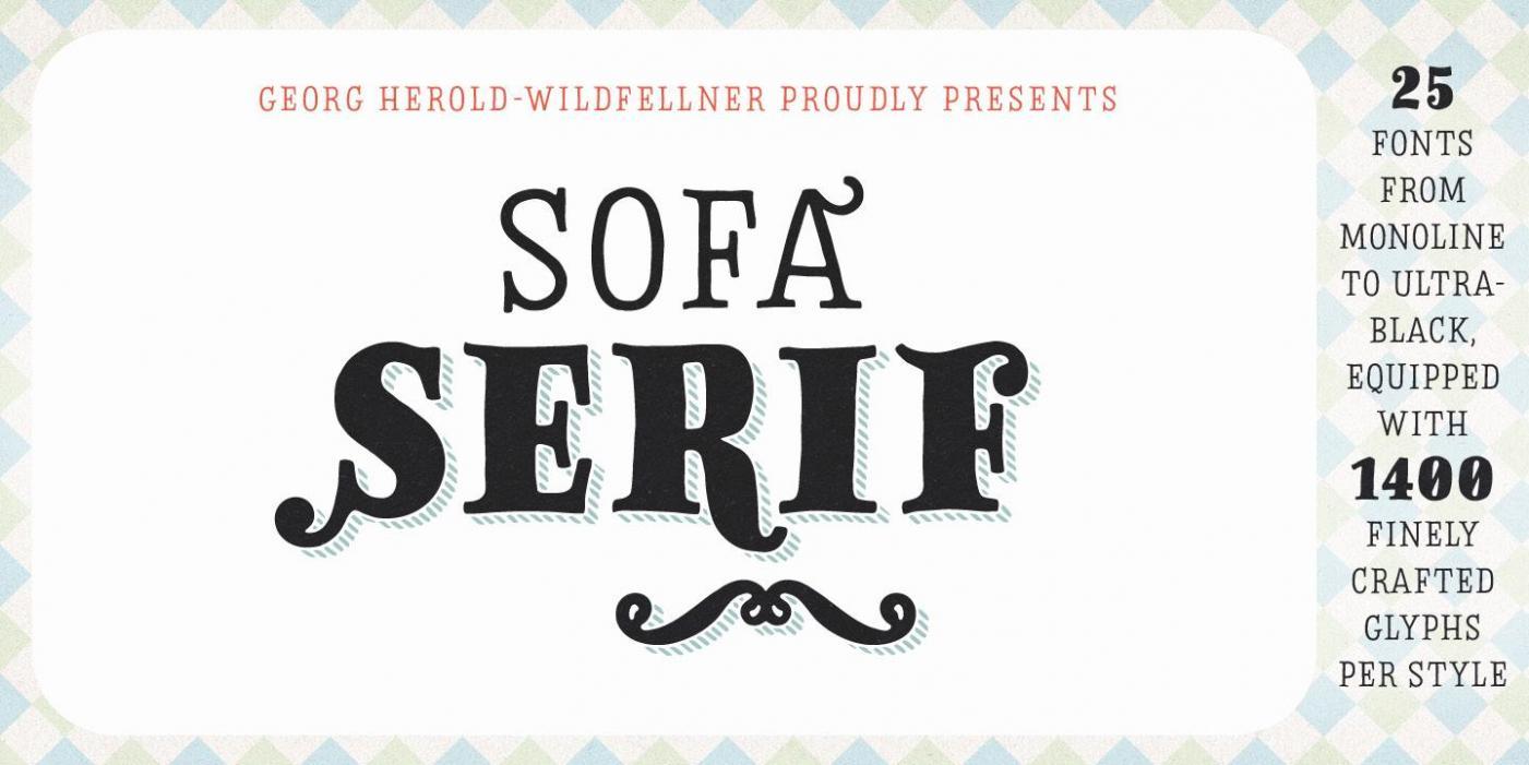 Sofa Serif a hand-drawn Font-Family by Georg Herold-Wildfellner-01.jpg