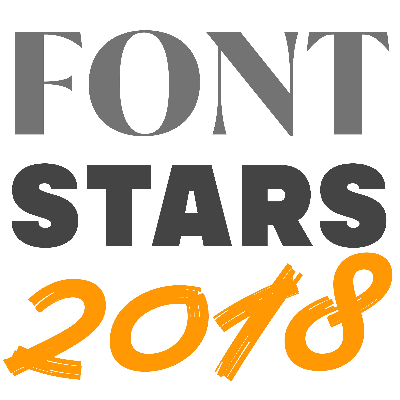 Fontstars 2018
