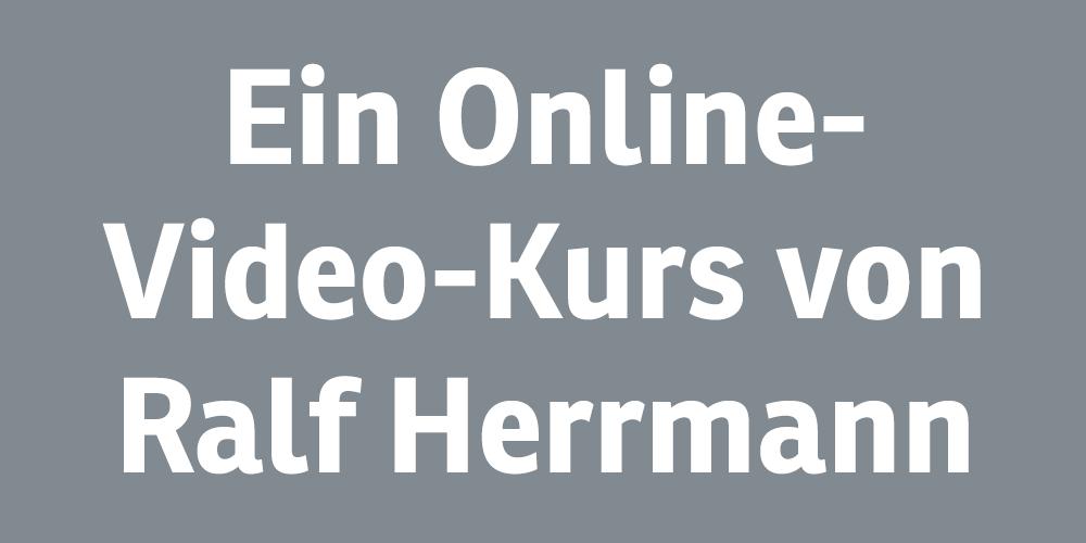 Der komplette Online-Kurs zum Thema Schriftlizenzierung.
