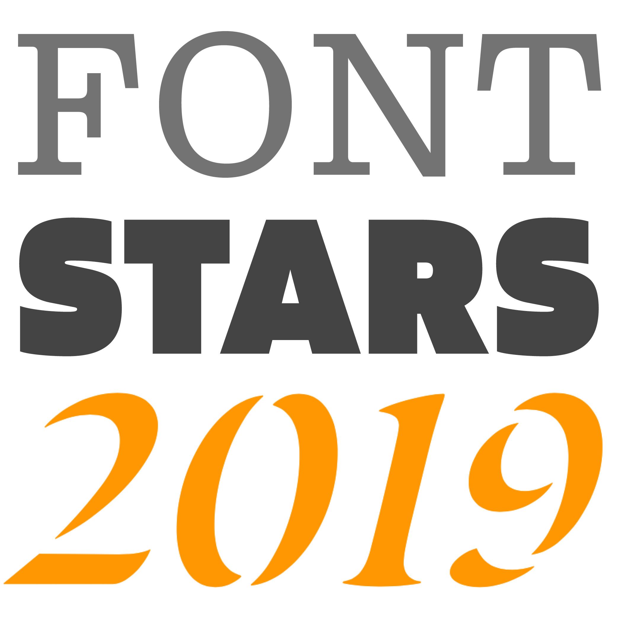 Fontstars 2019