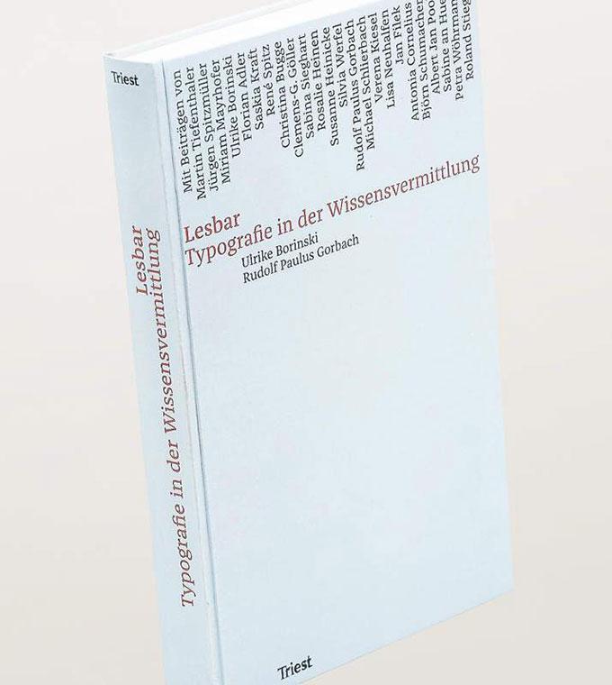 Buchprojekt »Lesbar – Typografie in der Wissensvermittlung« sucht Unterstützer