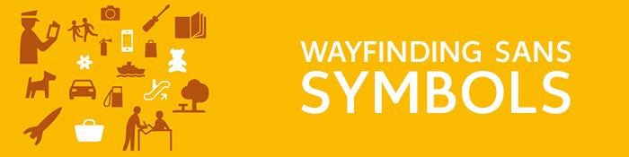 Wayfinding Sans Symbols - der clevere Beschilderungsfont