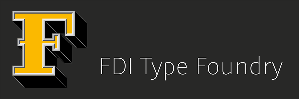 Website der FDI Type Foundry öffnen …