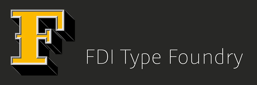 Website der FDI Type Foundry öffnen …